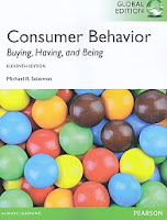 Judul Buku : Consumer Behavior – Buying, Having, and Being – Eleventh Edition