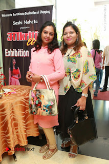 Bollywood Actress Sana Khan Launches Aakrithi Exibition  0225.JPG