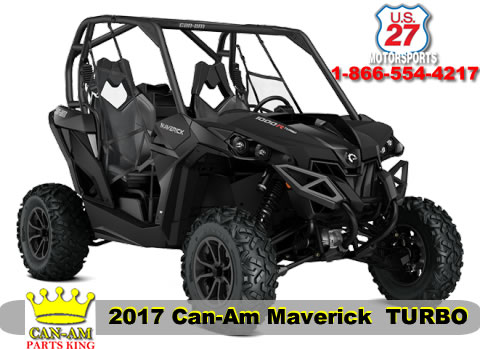 2017 Can Am 1000 >> 2017 Can Am Maverick 1000 Turbo For Sale