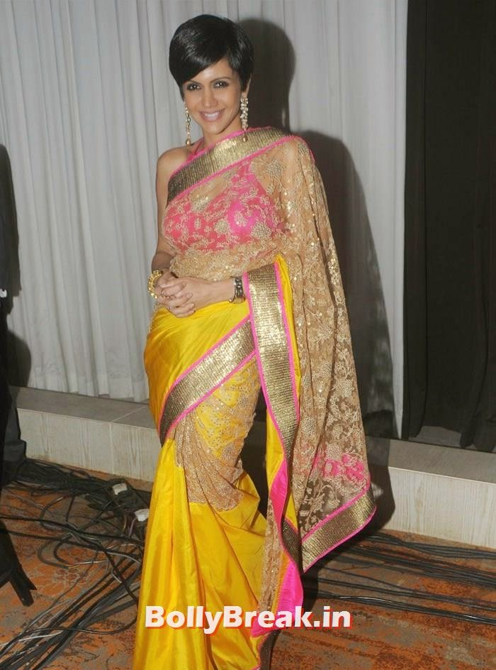 Mandira Bedi, Photos from Inauguration of ACETECH 2014