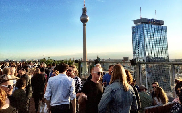 Balada Weekend em Berlim