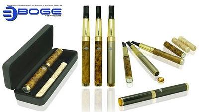 Cigarette Electronique LEO de chez Boge