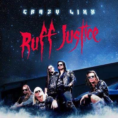 """Το βίντεο των Crazy Lixx για το τραγούδι """"Hunter of the Heart"""" από τον δίσκο """"Ruff Justice"""""""