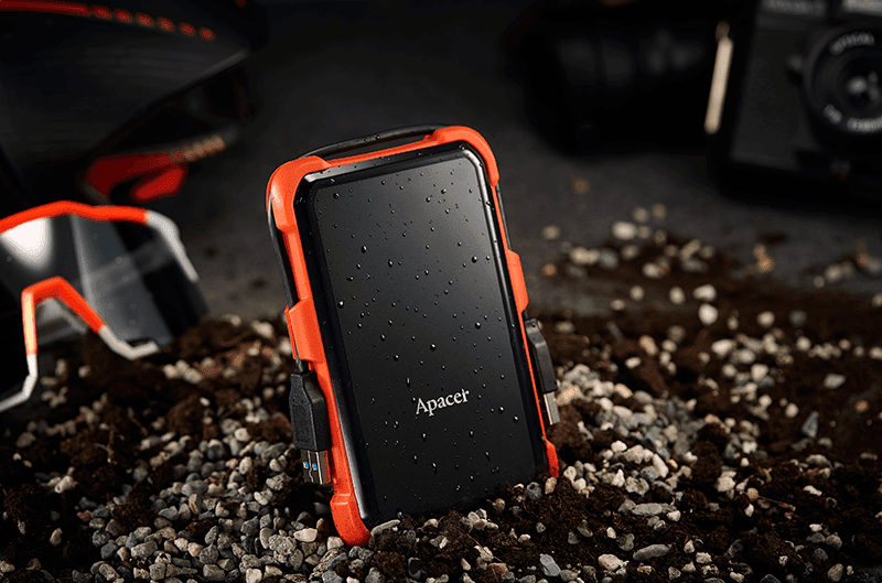 Apacer Announces AC630 Ultra Rugged Hard Disk Drive!
