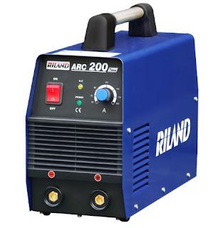 hình ảnh máy hàn điện Riland ARC 200A