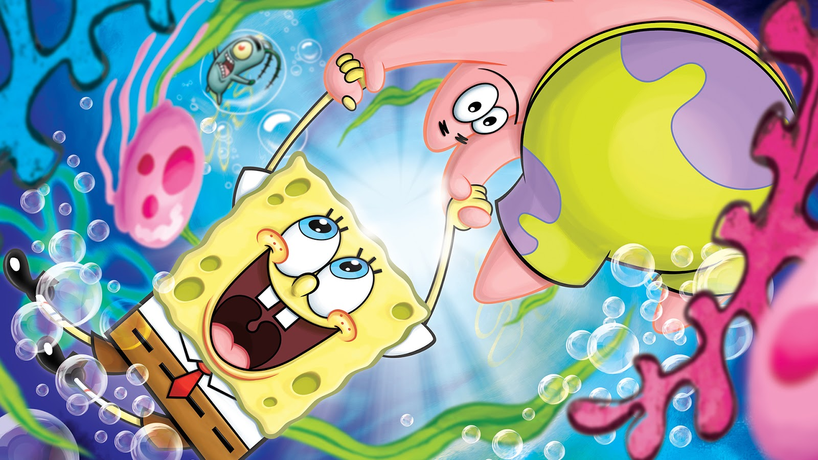 nickalive tune into spongebob u0027s big squeeze this easter on