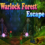Games4King Warlock Forest Escape Walkthrough