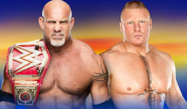 WrestleMania 33 Match Cards