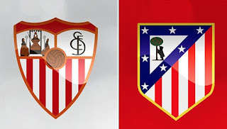 Sevilla, Atletico Madrid, champions League, La Liga