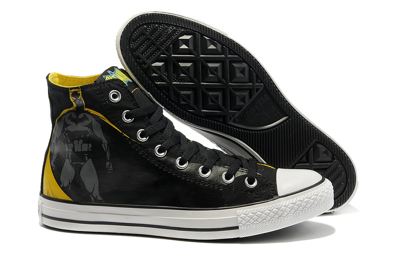 DC Comics Nike Dunks High Tops Shoes: Cool Converse All