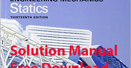 Engineering Mechanics Dynamics 12th Edition Pdf