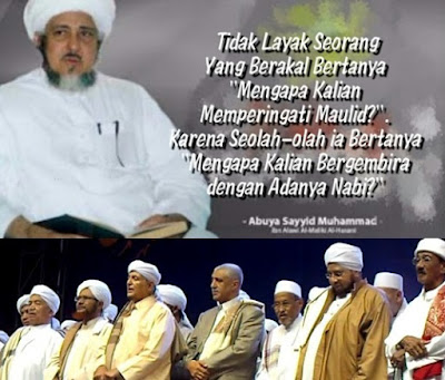 Fatwa Ulama Tentang Maulid Nabi Muhammad Saw