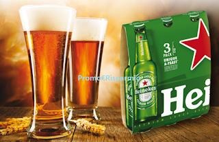 Logo Vinci Weekend a Monaco di Baviera con Heineken