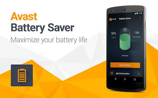 6. Avast Battery Saver – Best android app to save battery