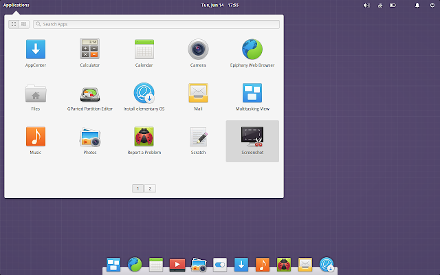 elementary OS 0.4 beta preview