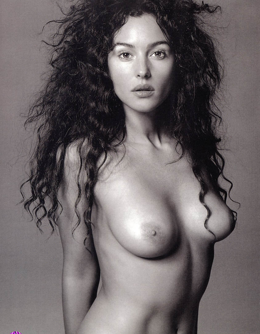 young nudist model