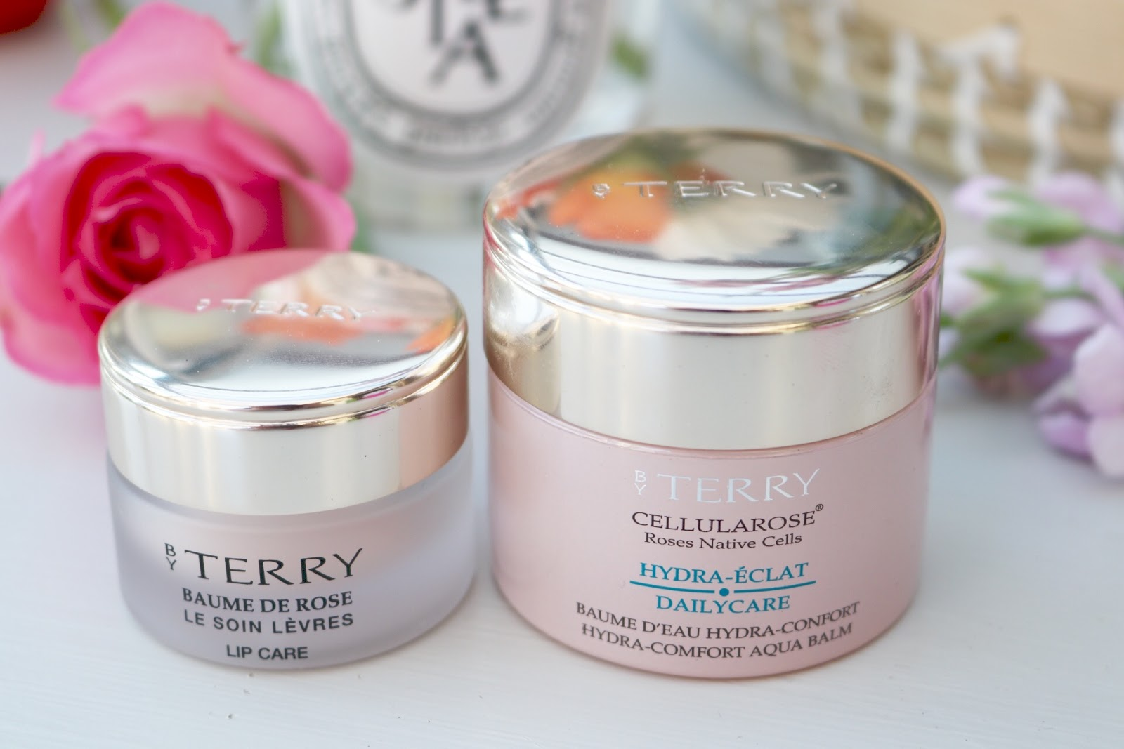 ByTerry Baume de Rose and Cellularose Hydra-Comfort Aqua Balm