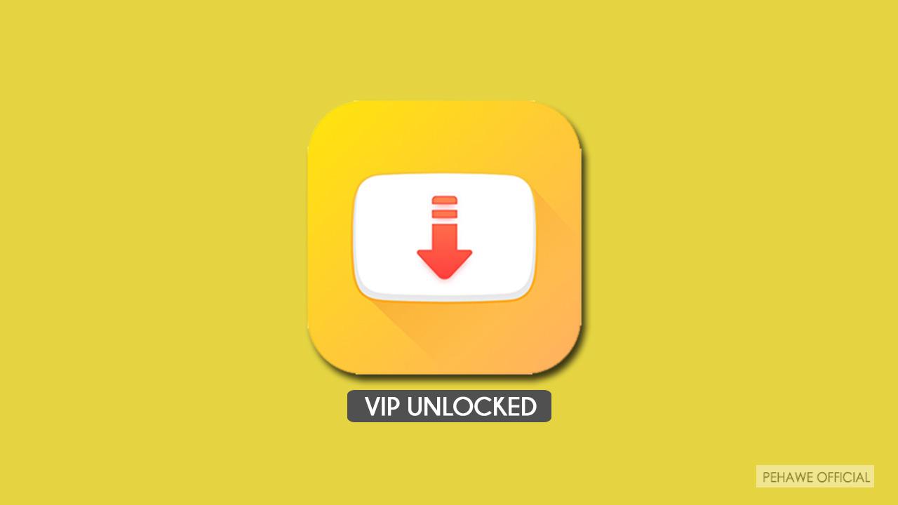 Snaptube VIP Premium v4.81.0.4813310 Final Apk