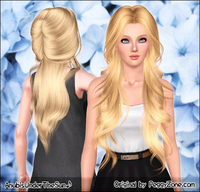 PeggyAugust'12SpecialGift 5 - Peggy August '12 Special Gift ~ Retextured and fixed for teen-to-elder