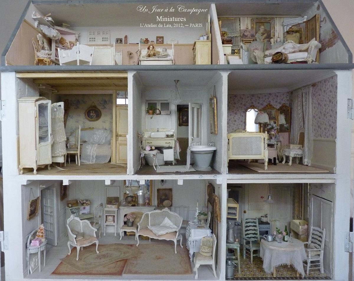 La villa des roses fin for Les bain de lea paris