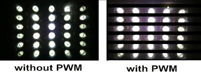 High DC voltage PWM dimmer