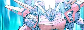 Super Robot Mayhem