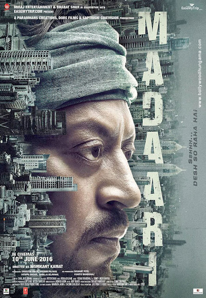 Madaari (2016) Movie Poster