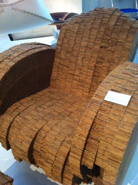 bæredygtigt design Bæredygtigt design: Stærkt som pap   cardboard bæredygtigt design