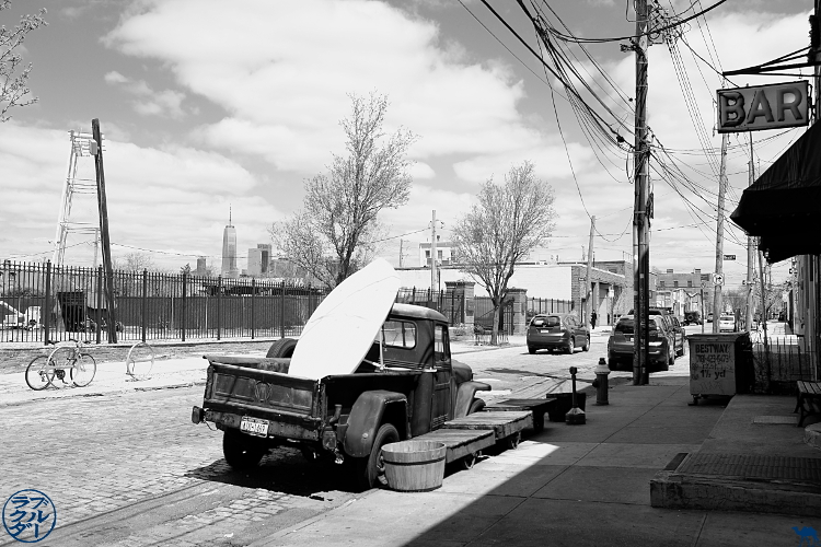 Le Chameau Bleu - Blog Voyage New York City Séjour à New York - Balade dans le quartier de Red Hook à Brooklyn