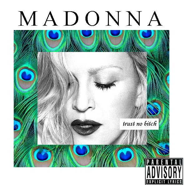 Madonna - Trust No Bitch (New Album)