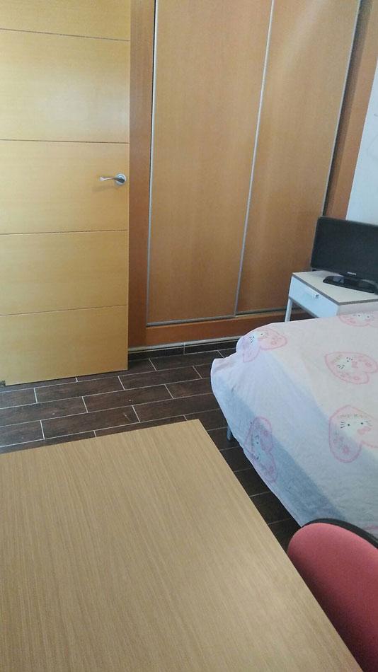 duplex en venta calle illes balears burriana dormitorio1