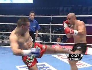 Mike Zambidis vs Chahid Oulad El Hadj K 1 World MAX 2010
