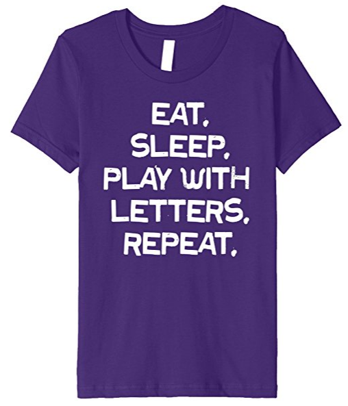 Hyperlexia Awareness Shirt for Kids