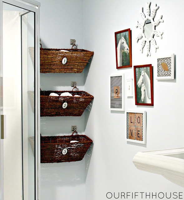 8 best diy small bathroom storage ideas that will blow you away rh craftsonfire com
