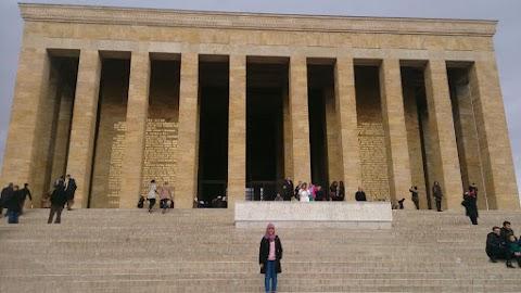 Anitkabir, Makam Megah Kemal Atatürk