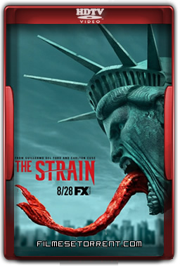 The Strain 3ª Temporada Legendado Torrent 2016 HDTV 720p 1080p Download