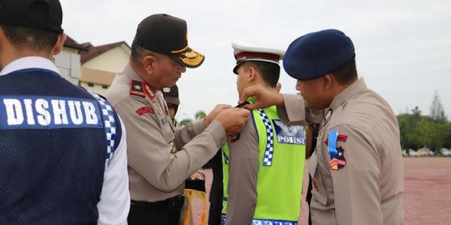Polda Aceh Apel Gelar Pasukan Operasi Ramadniya Rencong 2016