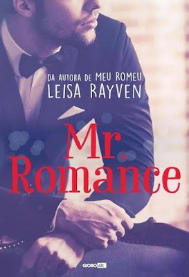 [Pré Venda] Mr. Romance de Leisa Rayven