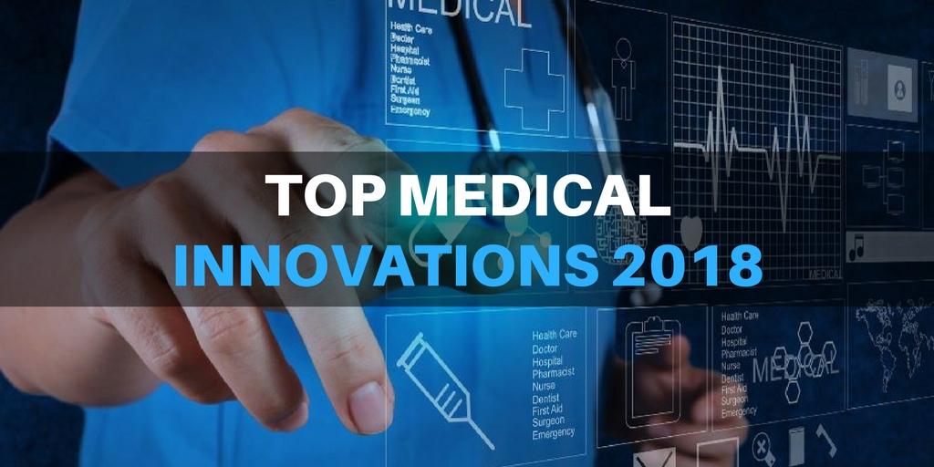 """Résultat de recherche d'images pour """"medical innovations 2018"""""""