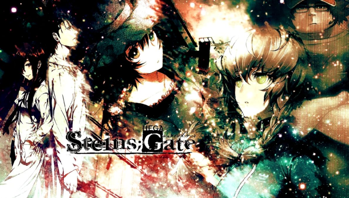 Anime Steins Gate Desktop Background This Wallpapers