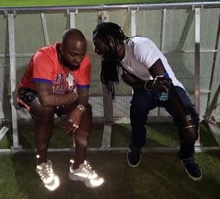 Jamaican Legend, Buju Banton Meets Davido