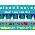 205 Administrative Officers Scale I- Recruitment in National Insurance Company Ltd.