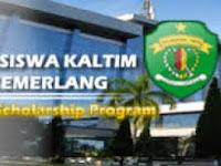 Pendaftaran Beasiswa Kaltim Cemerlang 2017/2018