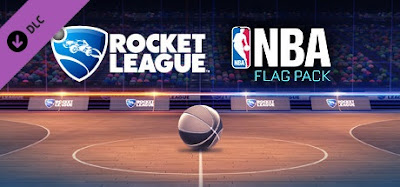 Rocket League NBA Flag Pack Game Download For PC