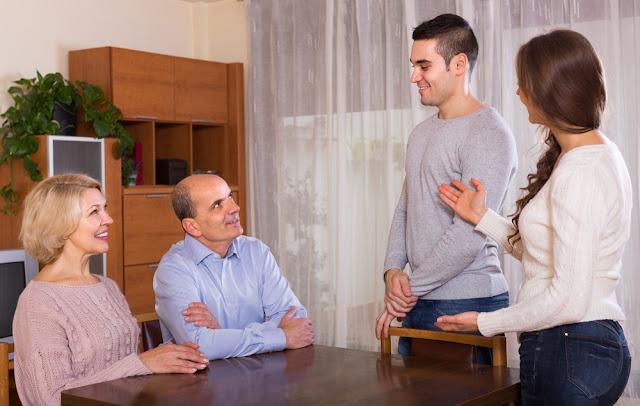 Tips Memperkenalkan Pacar Kepada Orang Tua