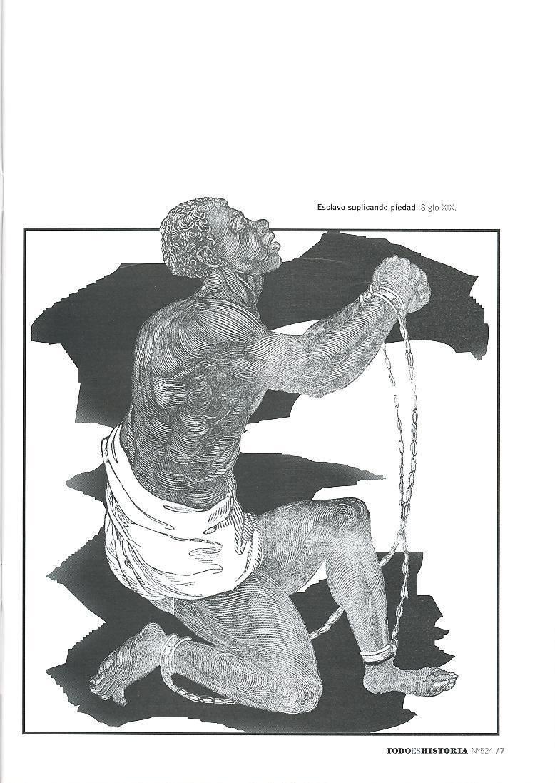 Los primeros africanos en el Nuevo Mundo – Omer Freixa