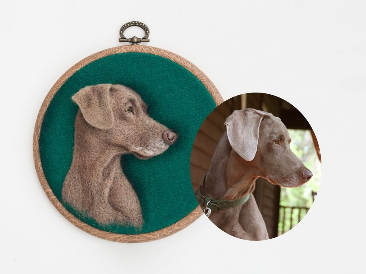 13-Felted-Dog-Hanna-Tsukanova-3D-Dogs-&-Cats-Felt-Pet-Portraits-www-designstack-co