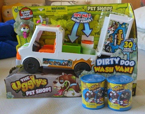 3aedbb3b7a ... pet shop dirty dog wash van I knew it would be right up James street