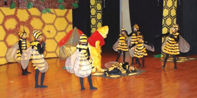 المسرح المدرسي ودوره في عملية التعلم