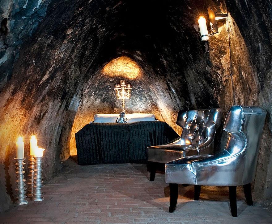 Sala Silvermine, Suecia